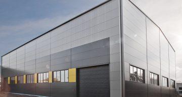 Budowa hali produkcyjno-magazynowej dla Stemik Sp. z o.o.