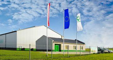 Budowa hali magazynowej wraz z budynkiem socjalnym dla CENTRALI NASIENNEJ SP. Z O.O.