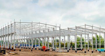 Budowa zespołu obiektów dla TRAKCJA PRKiI S.A.