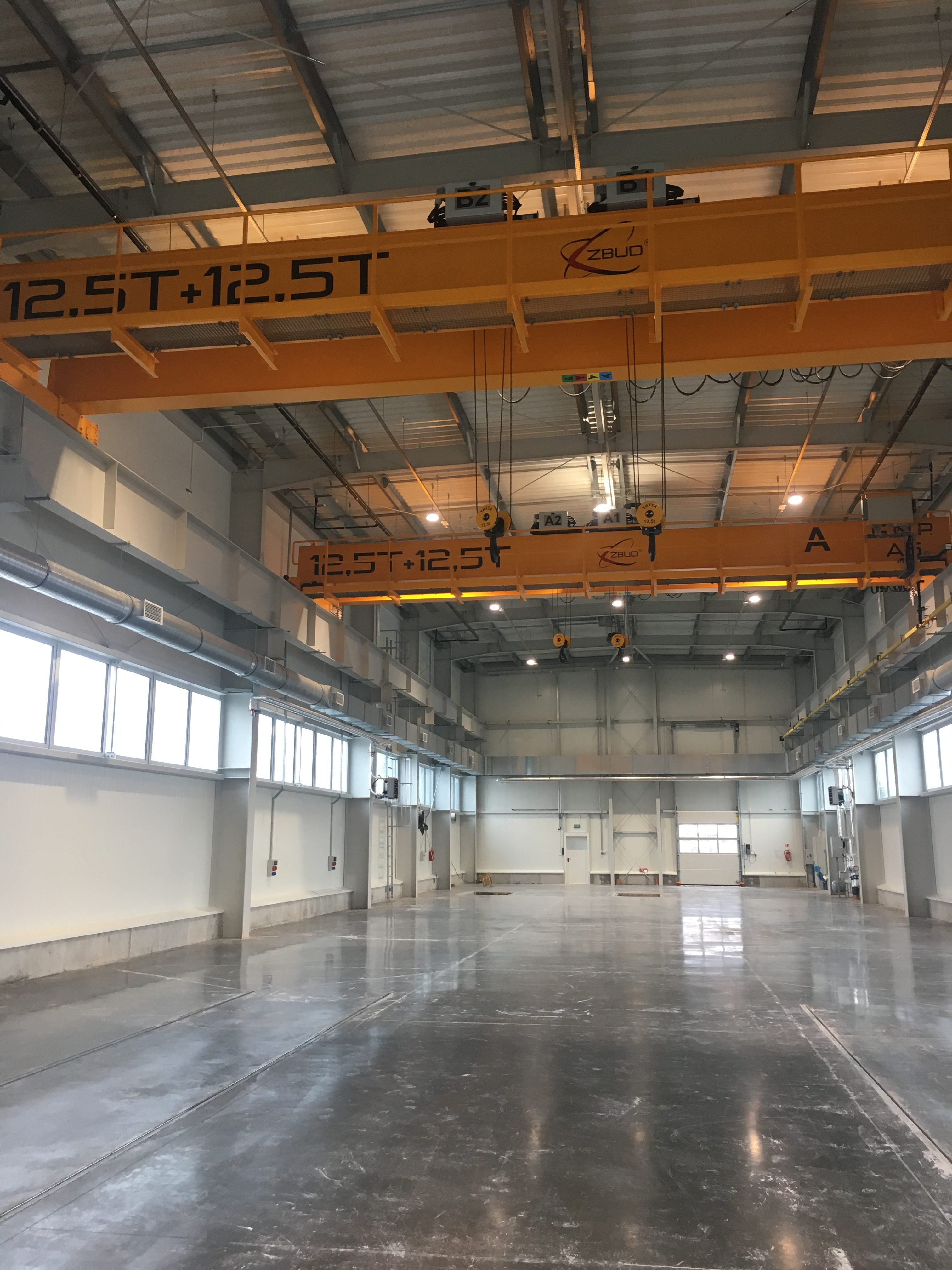 Stalbau hale stalowe Remech Świdnica generalne wykonawstwo projekty hal konstrukcje lekkie hale magazynowe
