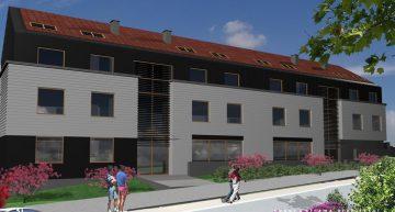 Apartamentowiec w Tomicach k. Wadowic