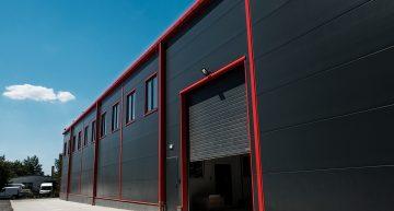 Budowa hali dla DOREX sp. z o.o.