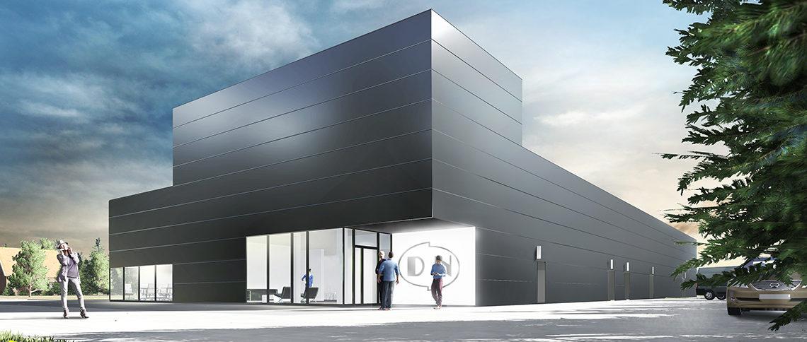 Nowa siedziba D&N Poligrafia