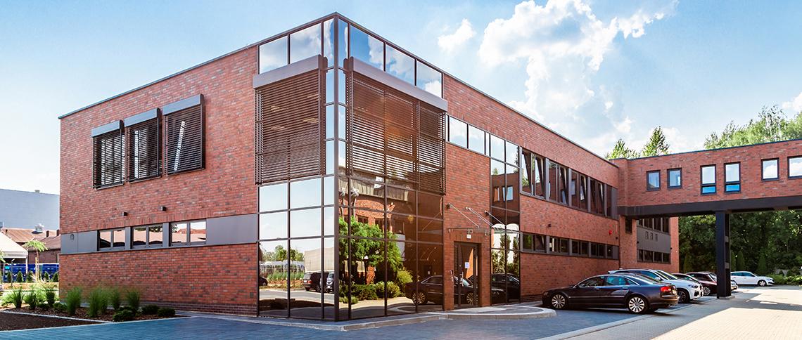 Budynek socjalno – biurowy S.I.A.P. sp. z o.o.