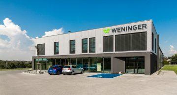 Przebudowa hali dla Weninger sp. z o.o.
