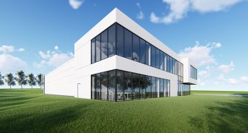 Budowa Centrum Badawczo-Rozwojowego